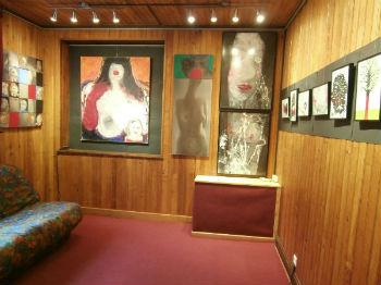 Le Cabinet d`Art Contemporain - à l`Orchidée Home -