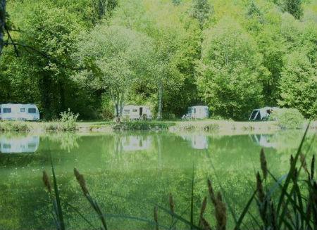 L`Orchidée Home - Camping en Haute-Marne